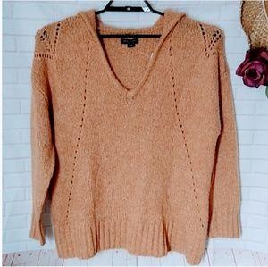 New American Eagle 🍁 Wool Blend Sweater Hoodie